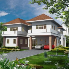 villas Hyderabad, Villas near airport