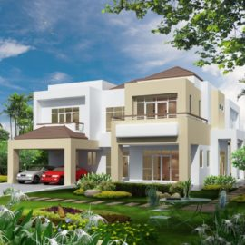 villas near airport, Hyderabad villas