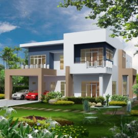Luxurious Life, Villas In Hyderabad