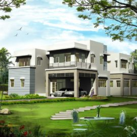 Villas In Hyderabad, Villas In Shadnagar, Villas Images