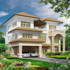 Luxury Villas For Sale, Villas Near Airport