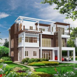 Villas Near Airport, Villas In Hyderabad, Villas For Sale
