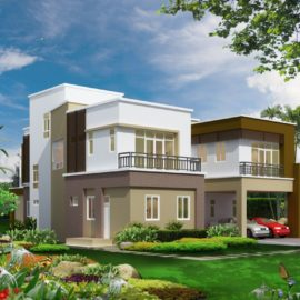 villas in Hyderabad, Villas for sale, villas near airport