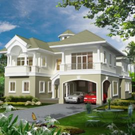 Luxury Villas In Hyderabad For Sale, Villas Images In Hyderabad