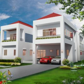 unique design villas, villas in hyderabad