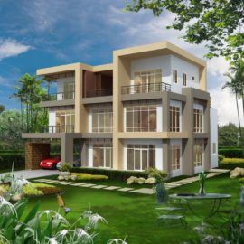 luxurious villas, Luxury Villas, Villas In Shadnagar