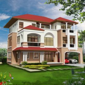 villas in Hyderabad, luxury villas, Maruthi Green Fields