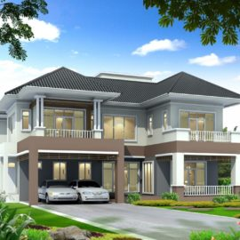 villas in Hyderabad, maruthi villas, green fields