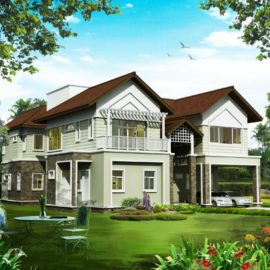 luxury villas in Hyderabad for sale