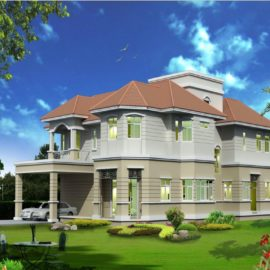 luxurious villas in Hyderabad