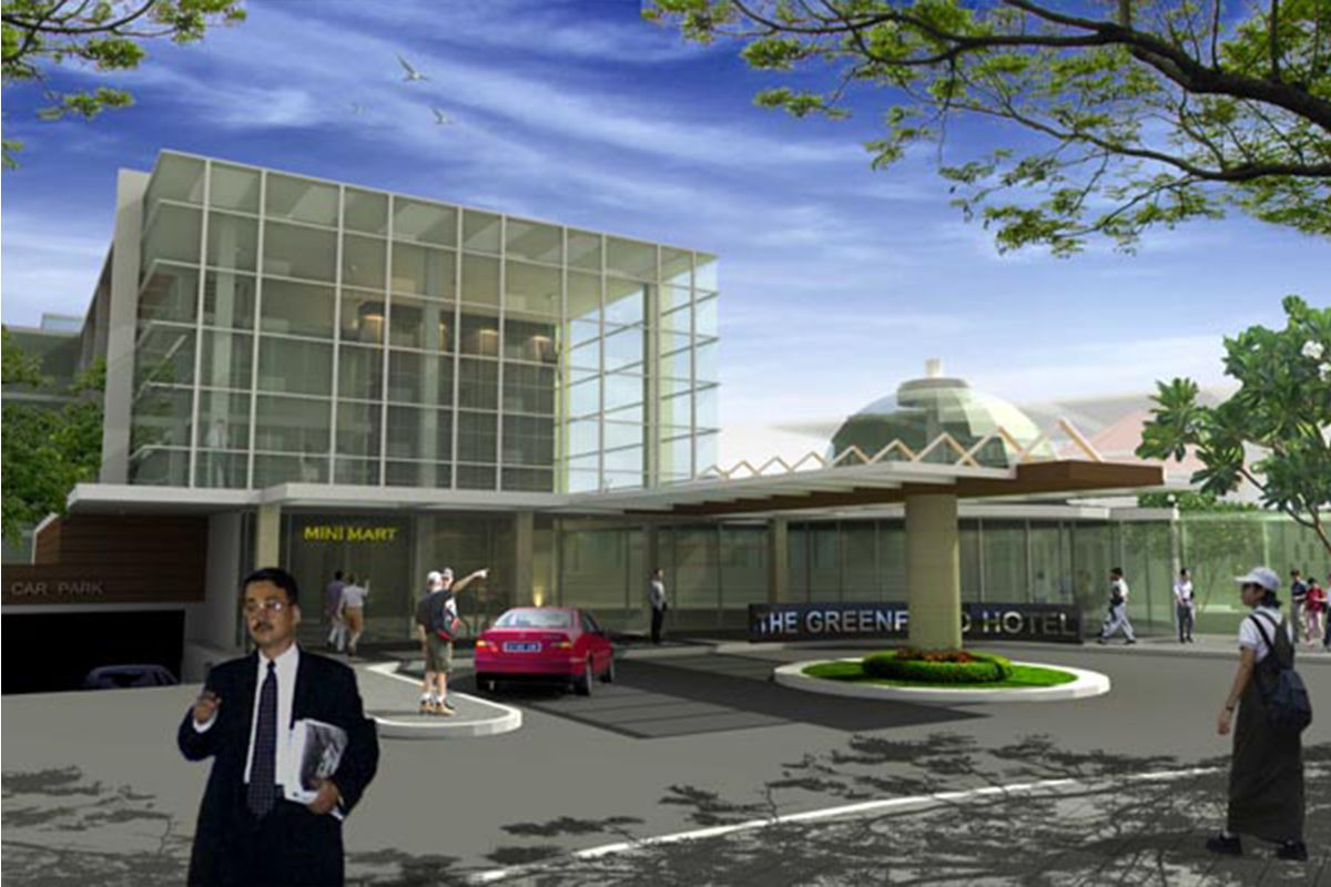 villas shopping mall, green fields shopping mall